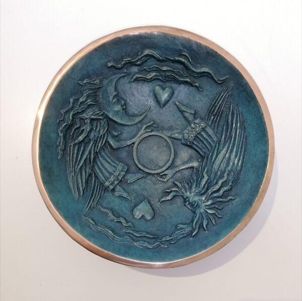 Fidelma Massey Wedding Bowl Bronze €1120 65 x 25 cm 2021