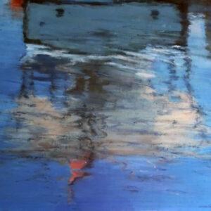 James English River Shrimp Boat oil on board €3,000 40 x 51 cm 2019.jpg