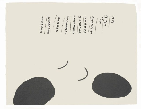 Maria Simonds gooding earth shelter I 2080 ed 4:40 85 x 66 cm 2018