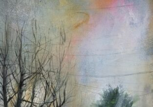 Patricia Burns, City Paintings