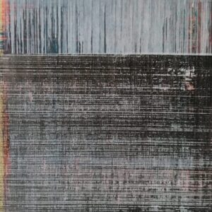 Sheila Naughton Energy Field Watercolour & Gouache on Panel €450 29.5x20.5cm 2019