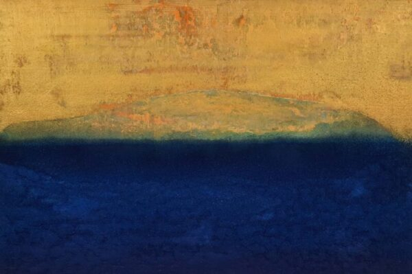 Tom ClimentMind's Eye Oil, plaster & sand on board, 45x30 cm, €14502021